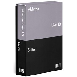 Ableton Live 10 Suite Music Production Software (Education Edition)