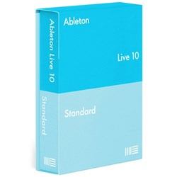 Ableton Live 10 Standard Music Production Software