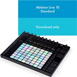 Ableton Push 2 Controller w/ Live 10 Standard Upgrade