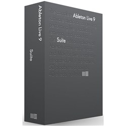 OPEN BOX Ableton Live 9 Suite Upgrade from Live Intro