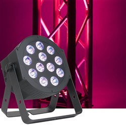 American DJ 12P HEX LED Par Stage Light (12 x 10W)