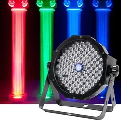 American DJ Mega Par Profile Plus RGB LED Par w/ UV Black Light