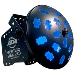 American DJ Vertigo Sound Activated Light w/ HEX LED