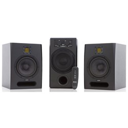 ADAM F7 & Sub7 2.1 Active Studio Monitor Bundle