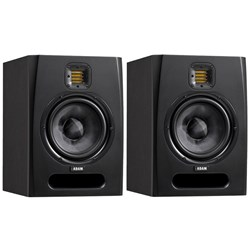 "ADAM F7 2-Way 7"" Nearfield Active Studio Monitors (Pair)"