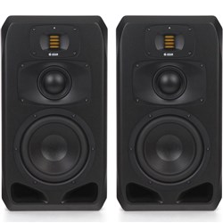 "ADAM S3V 3-Way 9"" Midfield Monitors (Pair)"