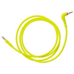 AIAIAI TMA-2 C11 Straight Woven Cable 1.2m (Neon Yellow)