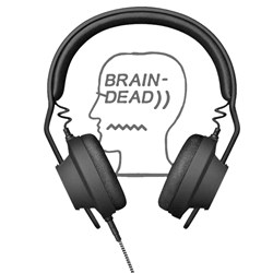OPEN BOX AIAIAI TMA-2 Brain Dead Ltd Edition Headphones