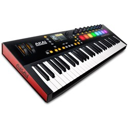 Akai Advance 61 Keyboard w/ High-Res Colour Screen