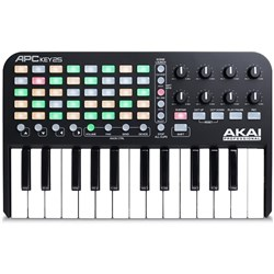 Akai APC KEY 25 Ableton Performance Controller w/ Keys