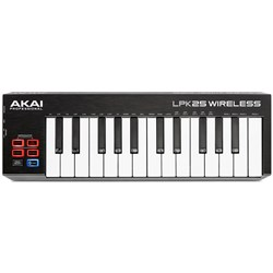 Akai LPK25W Wireless Laptop Performance Keyboard w/ Bluetooth Connectivity
