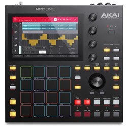 "Akai MPC One Standalone Music Production Center w/ 7"" Touch Display"