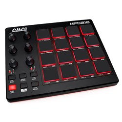 Akai MPD218 Feature-Packed Highly Playable Pad Controller