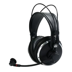 AKG HSD271 Headset w/ Dynamic Mic (No Cable)
