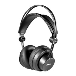 AKG K175 On-Ear Closed-Back Foldable Studio Headphones