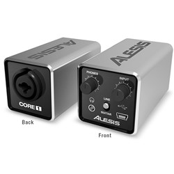 Alesis Core 1 Single Channel USB Audio Interface