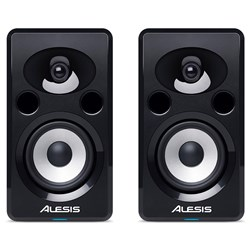 "Alesis Elevate 6"" Powered Top Studio Speakers (Pair)"