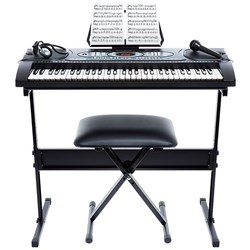 Alesis Melody 61-Key Portable Keyboard with Accessories