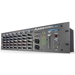 "Alesis Multimix 10 Wireless 10-Ch 19"" Mixer w/ Bluetooth"