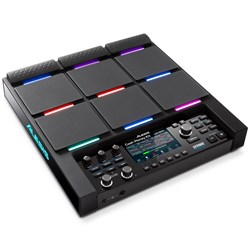 Alesis Strike MultiPad 9-Pad Percussion Instrument w/ Sampler & Looper