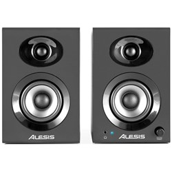 "OPEN BOX Alesis Elevate 3"" Powered Desktop Studio Speakers (Pair)"