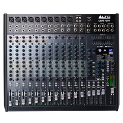 Alto Live 1604 Professional 16-Channel  4-Bus Mixer w/ USB & Effects