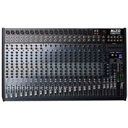 OPEN BOX Alto Live 2404 Professional 24-Channel 4-Bus Mixer w/ effects