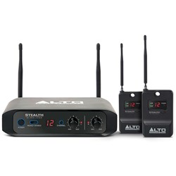 Alto Professional Stealth Wireless System