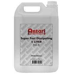 Antari FLC5 Super-Fast Dissipating Smoke Fluid