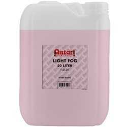 Antari Light Duty Smoke / Fog Fluid 20 Litre (Red Fluid)