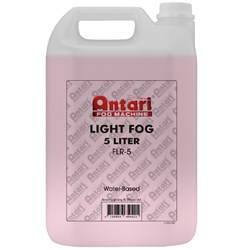 Antari Light Duty Smoke / Fog Fluid 5 Litre (Red Fluid)