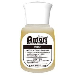 Antari Rose Smoke Scent (1 Bottle for 25L Smoke Fluid)