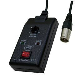 Antari SC2 Wired Remote for S100X, S200X, SW250