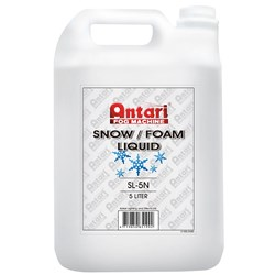 Antari SL5N Snow / Foam Fluid 5L