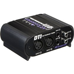 ART Pro Audio DTI Dual Transformer/Isolator