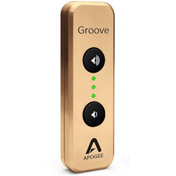 Apogee Groove Portable USB DAC & Headphone Amp for Mac & PC (Limited Edition Gold)