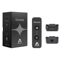 Apogee Groove Portable USB DAC Headphone Amp for Mac & PC