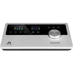 Apogee Quartet Professional Audio Interface for Mac & iOS