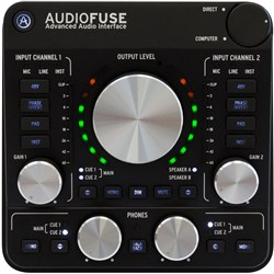 Arturia AudioFuse Next Generation Audio Interface (Deep Black)