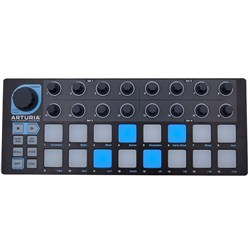 Arturia BeatStep Compact MIDI Controller w/ CV/Gate Limited Edition Black