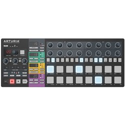 Arturia BeatStep Pro Controller & Sequencer Limited Edition Black