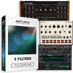 Arturia Filter Bundle (Mini-Filter / M12-Filter / SEM-Filter)