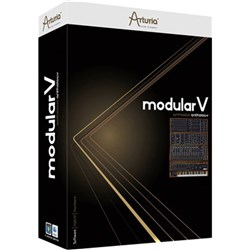 Arturia Moog Modular V Software Synthesizer