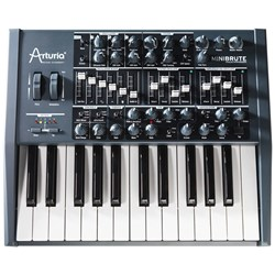 OPEN BOX Arturia MINIBRUTE Analogue Synthesizer