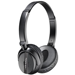 Audio Technica ATHANC20 QuietPoint Active On-Ear Noise-Cancelling Headphones