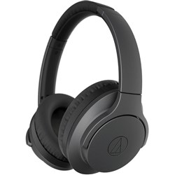Audio Technica ATH-ANC700BT Wireless Active Noise Cancelling Headphones (Black)