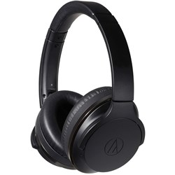 Audio Technica ATH-ANC900BT QuietPoint Wireless Active Noise-Cancelling Headphones