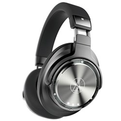 Audio Technica ATH DSR9BT Wireless Over-Ear Headphones w/ Pure Digital Drive