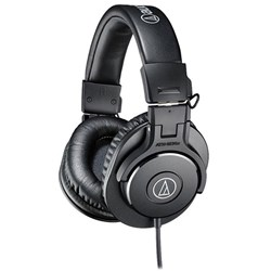Audio Technica ATH-M30x Studio Headphones (Black)