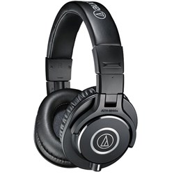 Audio Technica ATH-M40x Studio Headphones (Black)
